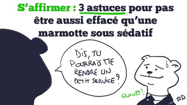 PleinDeTrucs.fr petit dessin de marmottes ^^ Damien Fauché