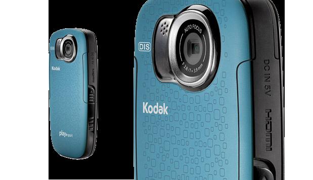 Kodak PlaySport Zx5 Caméra