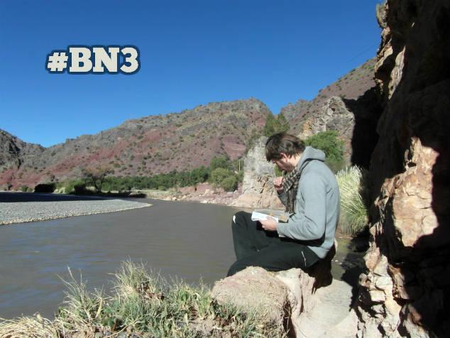 pleindetrucs.fr, Damien Fauché en train d'écrire le #BN3