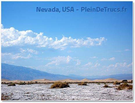 Le désert de poussière